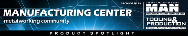 Manufacturing Center Header Logo