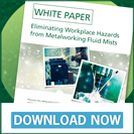 Image - Eliminating Workplace Hazards from Metalworking Fluid Mists