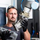 Image - Heavy Payload Cobot Deburrs 2000 Lbs of Metal Parts Each Day